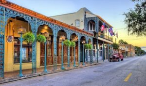 Pensacola Moving and Storage in Seville Historic District